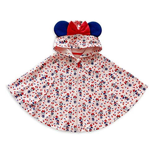 Disney Minnie Mouse Swim Cover-Up for Girls, Size 9-12 Months